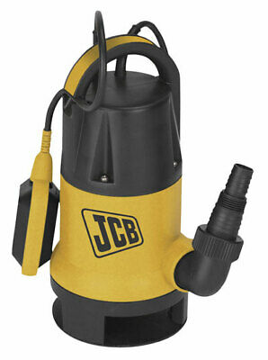 JCB - WP5501 Submersible Dirty or Clean Water Pump 230/240v, 550 watts
