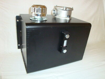 35 Litre Truck Chassis Mount Hydraulic Tank **other Sizes Available**