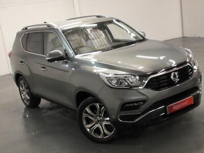 2018 SsangYong Rexton 2.2 TD Ultimate T-Tronic 4x4 5dr