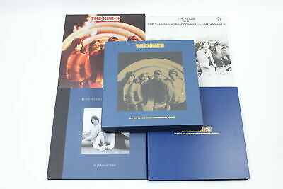 The Kinks Are The Village Green Preservation Society (Deluxe Boxset)