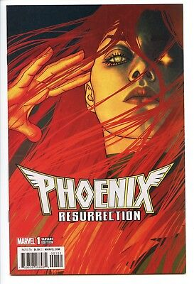 Phoenix Resurrection Return Jean Grey #1 1:25 Jenny Frison Variant NM Marvel