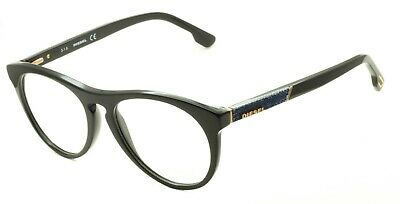 707558bfe2c DIESEL DL5204 001 Black Eyewear FRAMES RX Optical Eyeglasses Glasses New  TRUSTED