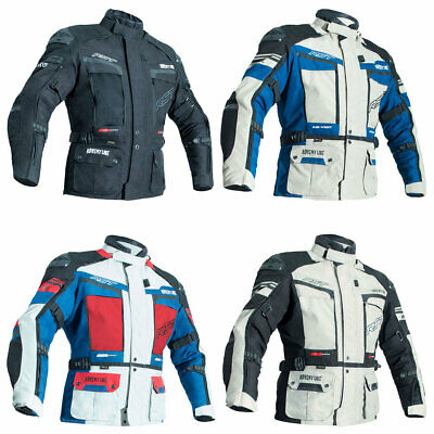 RST Pro Series Adventure III CE Motorbike Textile Jacket - All Colours & Sizes