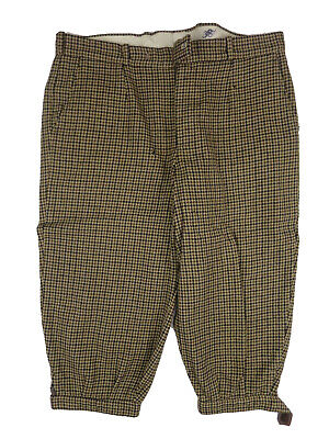 Small Lot Of Mens Vintage Breeches, Pants Four Pairs Mixed - Suit Theatrical