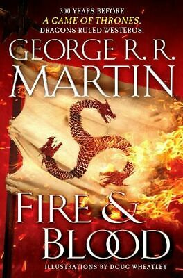 Fire and Blood | George R. R. Martin |  9781524796280