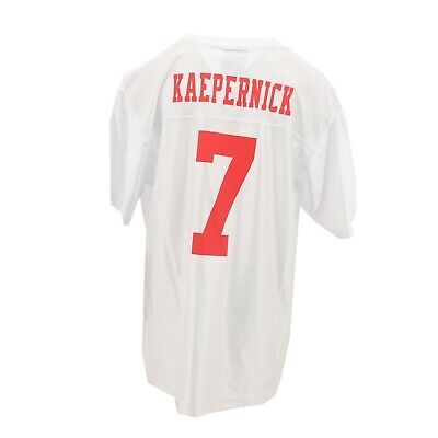 ad9ca27e9 San Francisco 49ers Official NFL Apparel Kids Youth Size Colin Kaepernick  Jersey