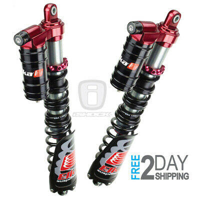 CUSTOM AXIS PRO Air Front Shocks Suspension Suzuki LT-R450 LTR450