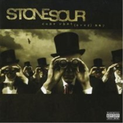 Stone Sour-Come What(ever) May (UK IMPORT) CD NEW