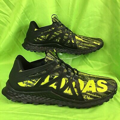 2ebda1da7becf adidas VIGOR BOUNCE Trail running BB8380 Core Black Black Shock Lime Green  14