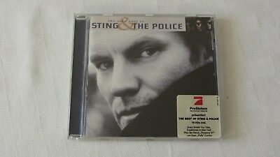 Sting & Police * The Very Best Of * CD * ( sehr gut ) * 1997 *