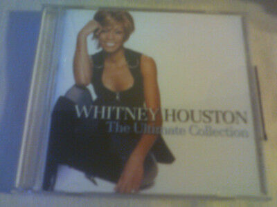 Whitney Houston - The Ultimate Collection - Best Of Cd Album