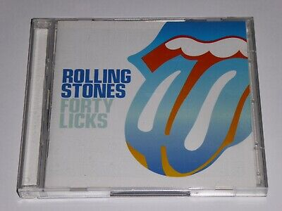 The Rolling Stones - 40 Licks Very Best Of 2 CD ALBUM Greatest Hits Collection b