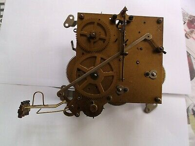 Hac 4 Hammer 4X4 Mechanism  From An Old  Mantle Clock Working Order Ref Hac 1