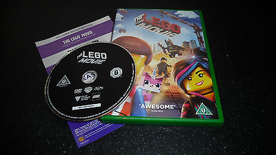 The Lego Movie Dvd  - Fast/free Posting.