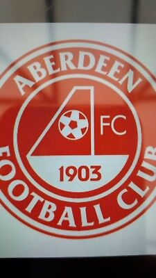 2018/19 Aberdeen v Queen of the South QoS  Scottish Cup 09/02/19