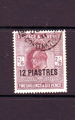 LEVANT 12 Pi on 2/6d  (DLR) VERY FINE USED