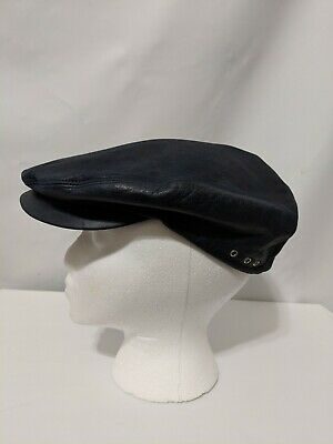 4600bb5243f MARC JACOBS NEWSBOY Mesh Hat Cap Blue Navy NWT -  30.00