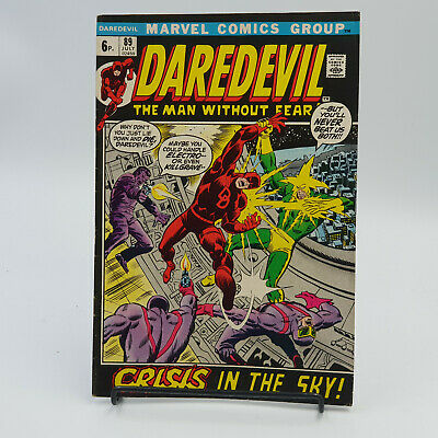 Daredevil (Vol.1) #89 Bronze Age Marvel Comics Gene Colan VF-