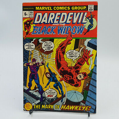 Daredevil (Vol.1) #99 Marvel Comics  Steve Gerber F