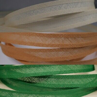 13mm cotton bias binding tape | light ivory cream | beige | green