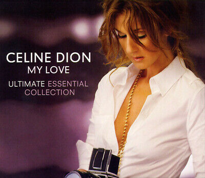 Celine Dion - My Love Ultimate Essential Collection - Double CD - New