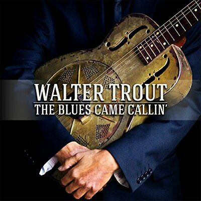 Walter Trout - Blues Came Callin' - CD/DVD - New