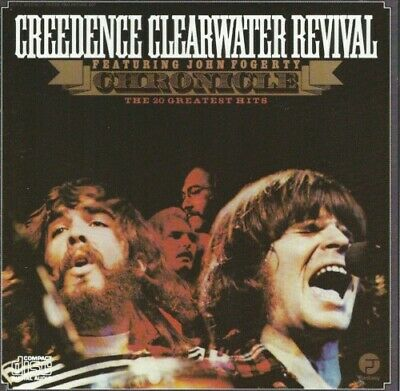 Creedence Clearwater Revival - Chronicle: 20 Greatest Hits - CD - New
