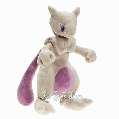 "Mewtwo XY 10"" Poke Plush Doll Stuffed Toy"
