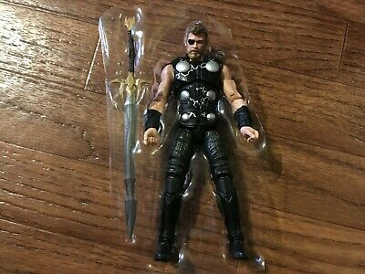 Marvel Legends Thor Eyepatch Loose from Avengers Infinity War Toys R Us 3 Pack
