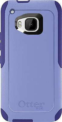OtterBox Commuter Case for HTC One M9 - Retail Packaging - Purple Amethyst (Peri