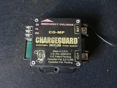 Havis CG-MP ChargeGuard Automatic Switch 12.8 V Radio - Electronics Protection