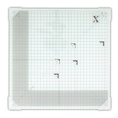 13 x 13 Tempered Glass Cutting Mat - Xcut Board