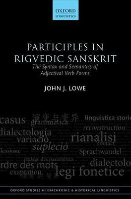 Oxford Studies in Diachronic and Historical Linguistics: Participles in...