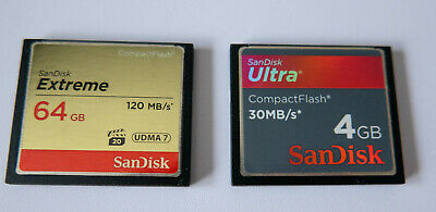 SanDisk Extreme Pro 64 GB Memory Card - SDCFXPS-064G-X46