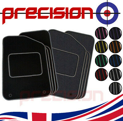 Coloured Tailor Fitted Car Mats for Volvo S40 / V40 1996 to 2004
