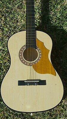 Hummingbird Style Acoustic Guitar Pick Guard Real Wood  Universal  Oil Finish