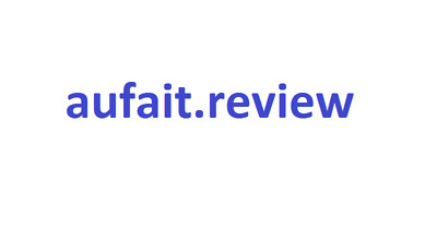 aufait.review   --   TLD   --    Starting Price is 25% of Value + Transfer Fee