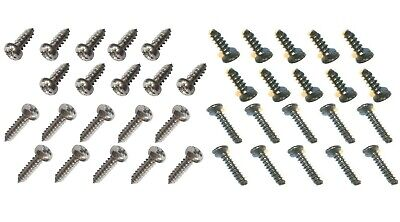 Body Shell Fixing Screws For Vintage Classic 70s 80s 90s Scalextric Cars