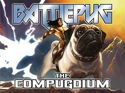 Battlepug: The Compugdium by Norton, Mike, NEW Book, FREE & Fast Delivery, (Hard