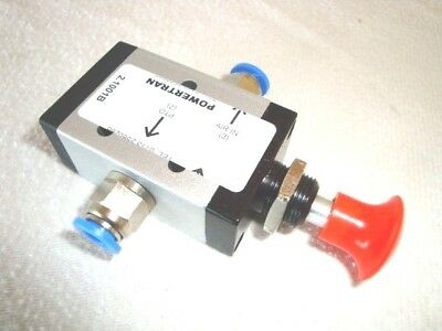 Pull / Push Pto In Cab Control Switch (6Mm)
