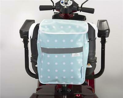New Deluxe Mobility Scooter bag  from Ducksback Black