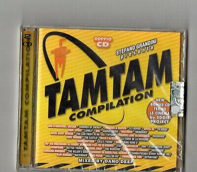 TAM TAM COMPILATION doppio cd ESTATE 2004- nuovo sigillato