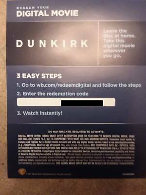 Dunkirk  Digital Canadian Code Only *Read Description*
