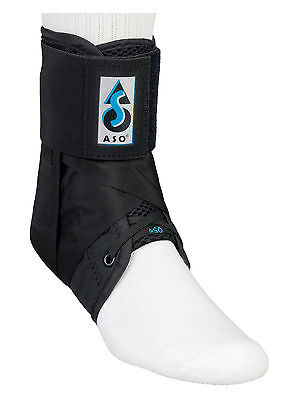 Pair (2 Braces) of MedSpec ASO Ankle Brace Supports Guards Stabilizers NEW