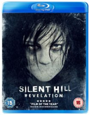 Carrie-Anne Moss, Sean Bean-Silent Hill: Revelation (UK IMPORT) Blu-ray NEW