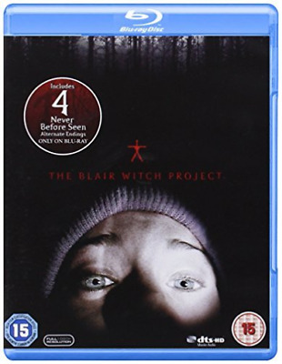 Heather Donahue, Michael Wi...-Blair Witch Project (UK IMPORT) Blu-ray NEW