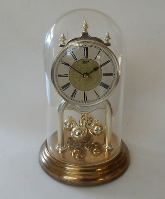 Fine  Hermle Anniversary Style Clock Fully working   2916