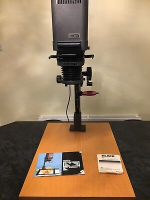 Darkroom Enlarger - Meopta Axomat 5 With Jessops F4.5 Lens