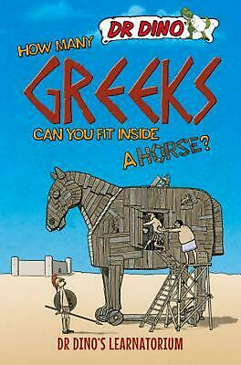 How Many Greeks Can You Fit Inside a Horse? by Chris Mitchell (English) Paperbac