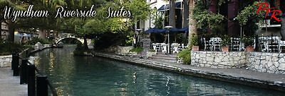 Wyndham Riverside Suites San Antonio TX Texas Feb March Mar Apr April- 1 bdrm